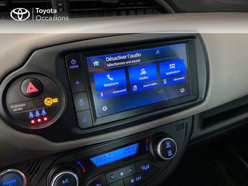 Photo 7 de l'offre de TOYOTA Yaris 100h Collection 5p MY19 à 16990€ chez Altis - Toyota Lorient