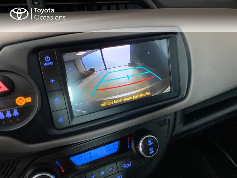 Photo 9 de l'offre de TOYOTA Yaris 100h Collection 5p MY19 à 16990€ chez Altis - Toyota Lorient