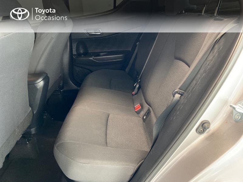 Photo 14 de l'offre de TOYOTA C-HR 122h Edition 2WD E-CVT RC18 à 21980€ chez Altis - Toyota Lorient