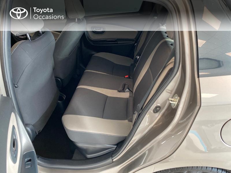 Photo 14 de l'offre de TOYOTA Yaris 100h Collection 5p MY19 à 16990€ chez Altis - Toyota Lorient