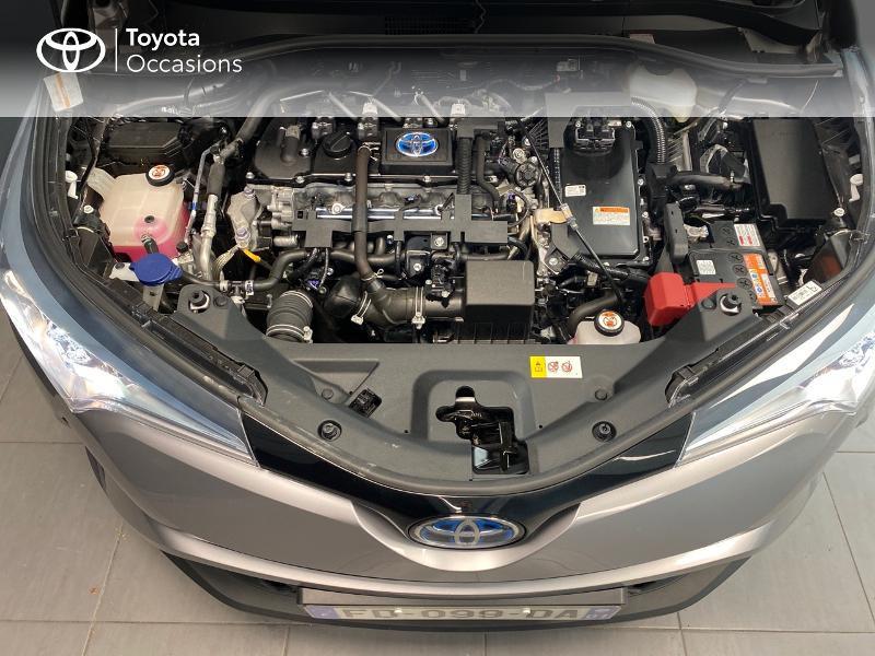 Photo 19 de l'offre de TOYOTA C-HR 122h Edition 2WD E-CVT RC18 à 21980€ chez Altis - Toyota Lorient
