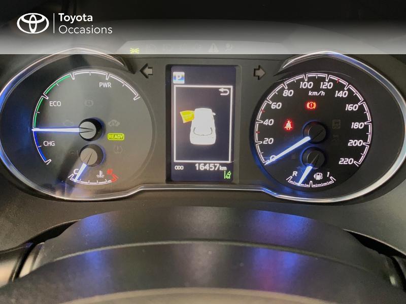 Photo 11 de l'offre de TOYOTA Yaris 100h Collection 5p MY19 à 16990€ chez Altis - Toyota Lorient