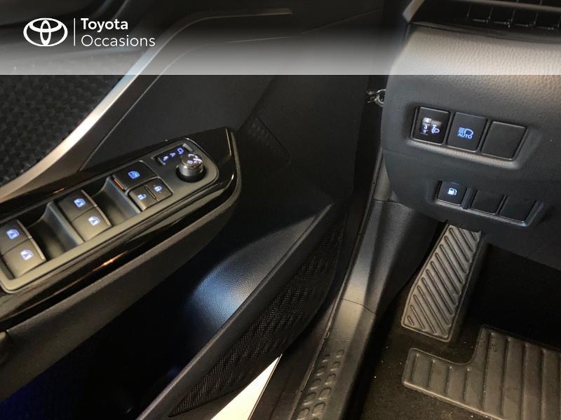 Photo 12 de l'offre de TOYOTA C-HR 122h Edition 2WD E-CVT RC18 à 21980€ chez Altis - Toyota Lorient