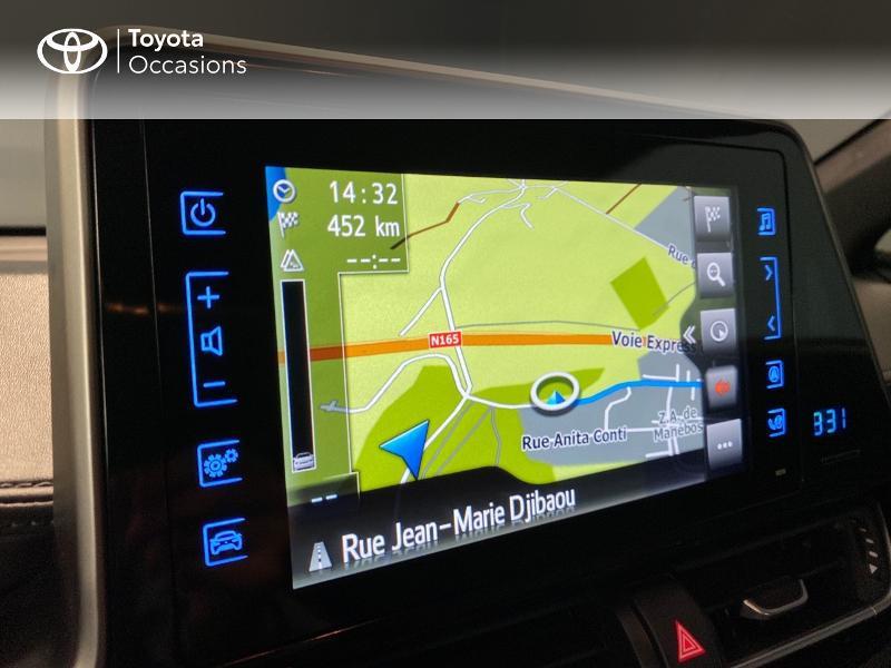 Photo 16 de l'offre de TOYOTA C-HR 122h Edition 2WD E-CVT RC18 à 21980€ chez Altis - Toyota Lorient