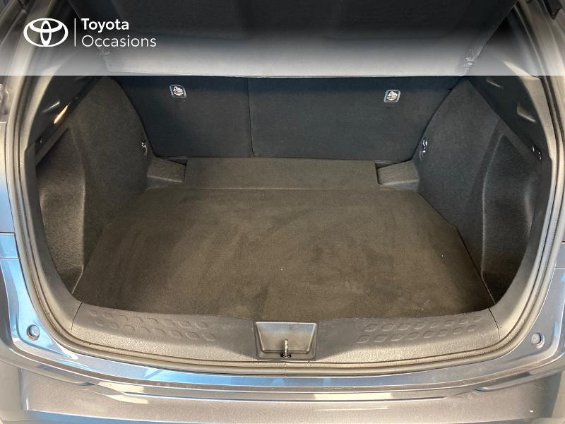Photo 15 de l'offre de TOYOTA C-HR 122h Edition 2WD E-CVT RC18 à 21980€ chez Altis - Toyota Lorient