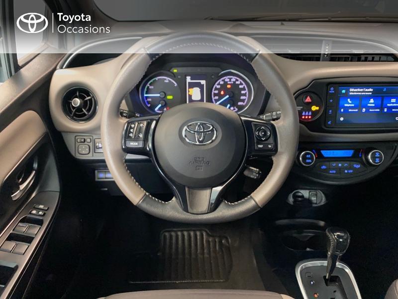 Photo 6 de l'offre de TOYOTA Yaris 100h Collection 5p MY19 à 16990€ chez Altis - Toyota Lorient