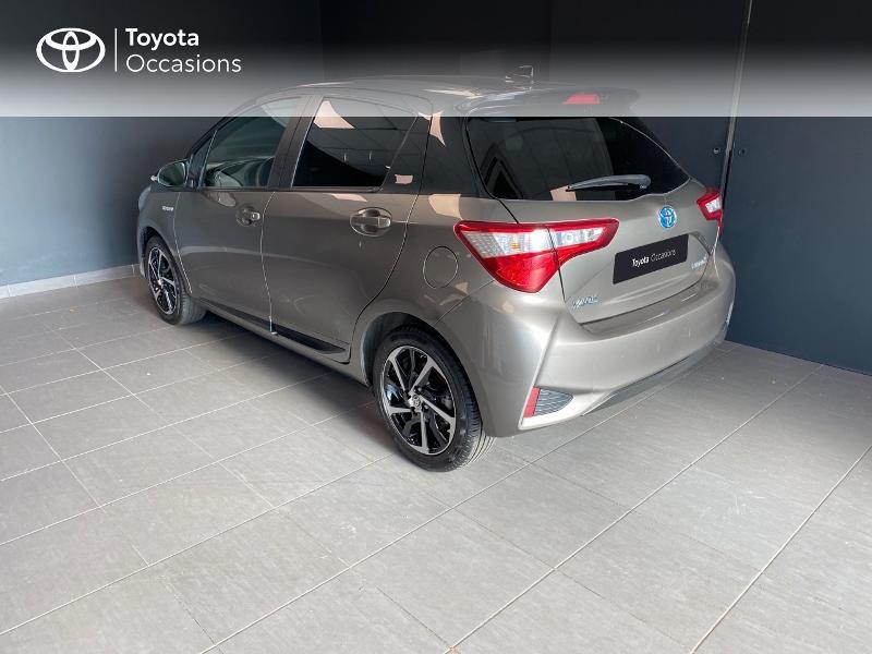 Photo 2 de l'offre de TOYOTA Yaris 100h Collection 5p MY19 à 16990€ chez Altis - Toyota Lorient