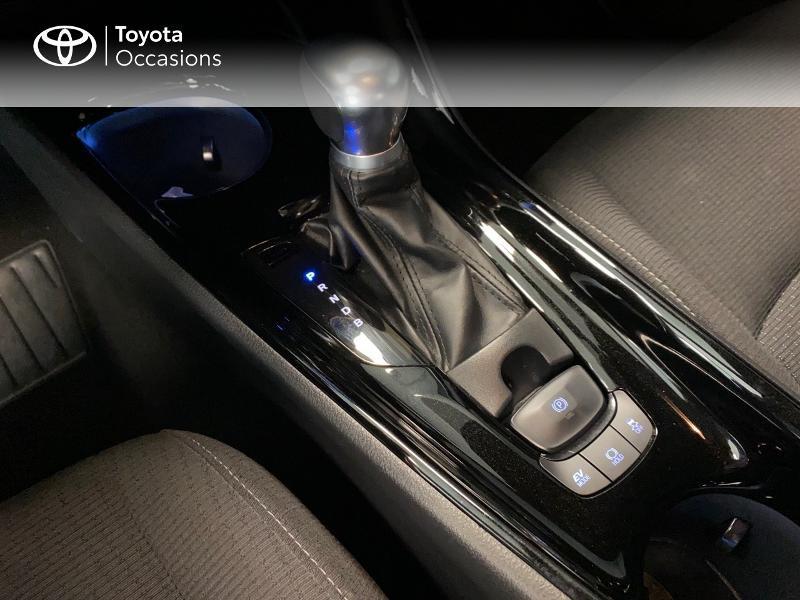 Photo 9 de l'offre de TOYOTA C-HR 122h Edition 2WD E-CVT RC18 à 21980€ chez Altis - Toyota Lorient
