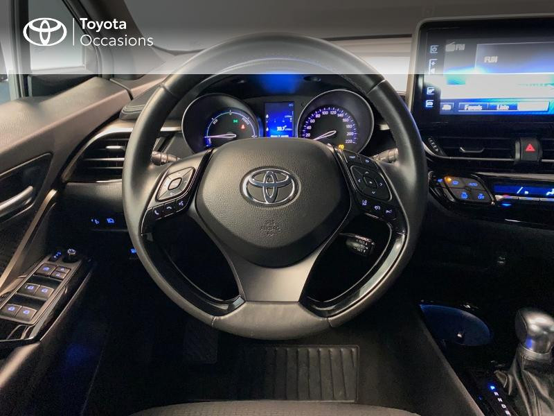 Photo 6 de l'offre de TOYOTA C-HR 122h Edition 2WD E-CVT RC18 à 21980€ chez Altis - Toyota Lorient