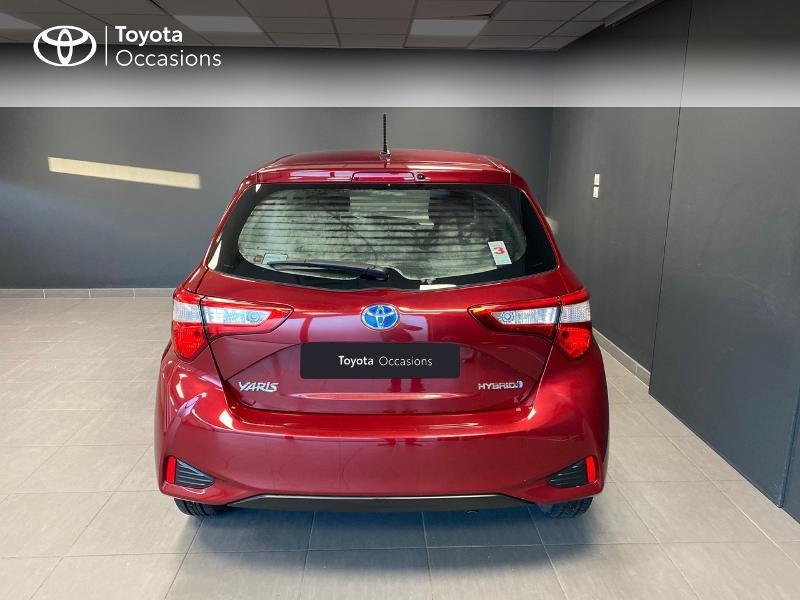 Photo 4 de l'offre de TOYOTA Yaris 100h Dynamic 5p à 13990€ chez Altis - Toyota Lorient