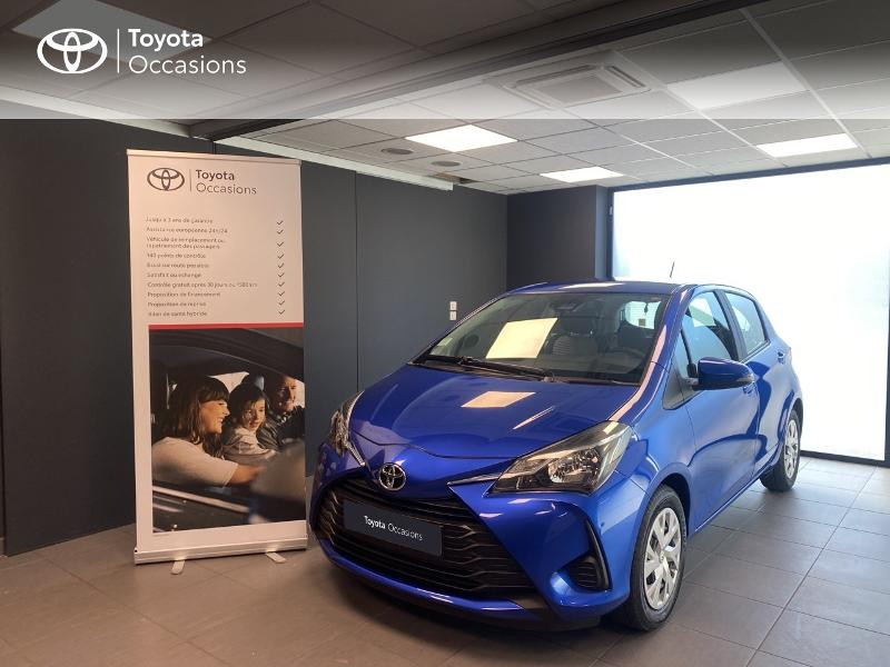 Toyota Yaris 70 VVT-i France 5p RC18 Essence bleu Occasion à vendre