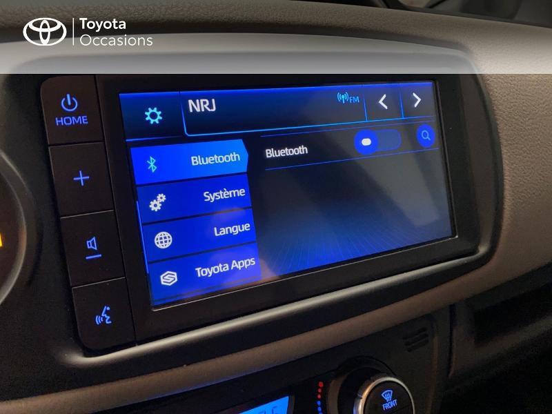 Photo 9 de l'offre de TOYOTA Yaris 100h Collection 5p RC18 à 16990€ chez Altis - Toyota Lorient