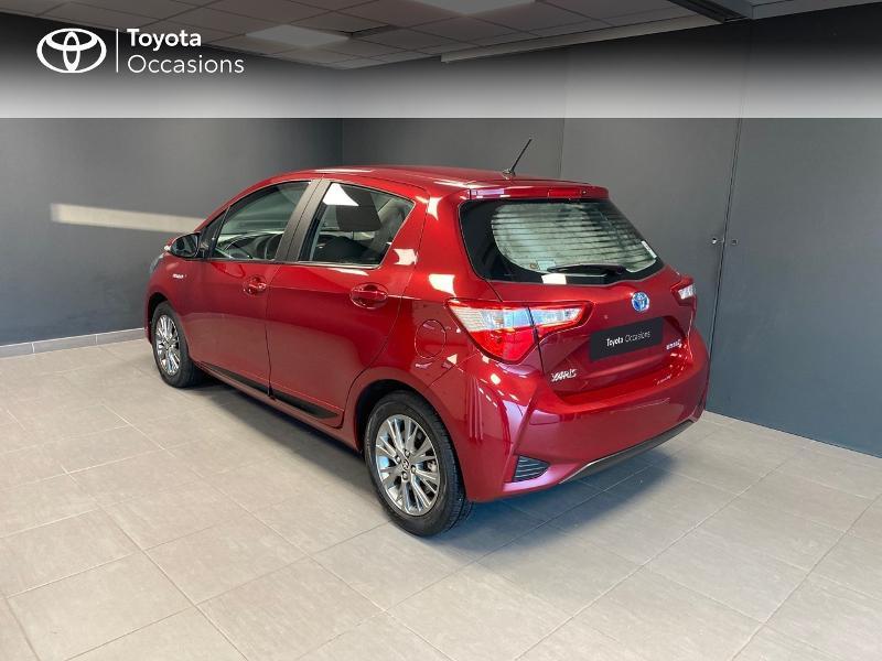 Photo 2 de l'offre de TOYOTA Yaris 100h Dynamic 5p à 13990€ chez Altis - Toyota Lorient
