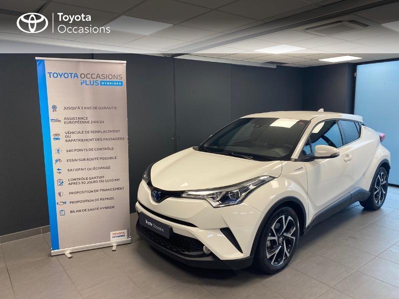 Photo 1 de l'offre de TOYOTA C-HR 122h Edition 2WD E-CVT RC18 à 20990€ chez Altis - Toyota Lorient