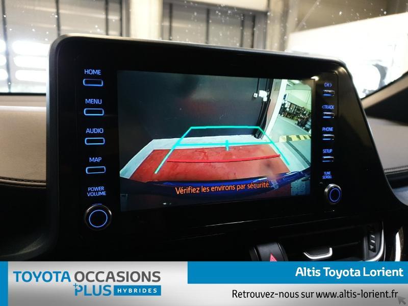 Photo 8 de l'offre de TOYOTA C-HR 184h Edition 2WD E-CVT MY20 à 29300€ chez Altis - Toyota Lorient
