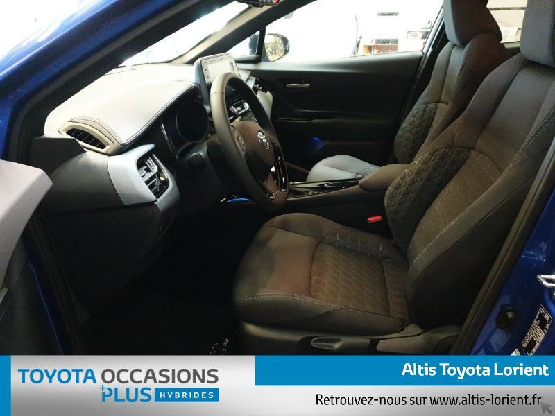 Photo 13 de l'offre de TOYOTA C-HR 184h Edition 2WD E-CVT MY20 à 29300€ chez Altis - Toyota Lorient