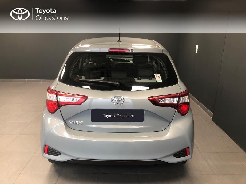 Photo 4 de l'offre de TOYOTA Yaris 70 VVT-i France 5p MY19 à 11490€ chez Altis - Toyota Lorient