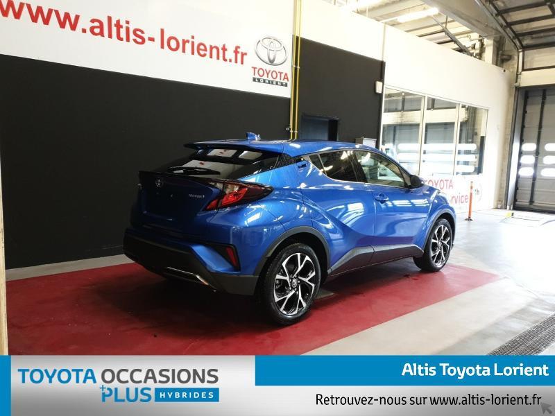 Photo 2 de l'offre de TOYOTA C-HR 184h Edition 2WD E-CVT MY20 à 29300€ chez Altis - Toyota Lorient