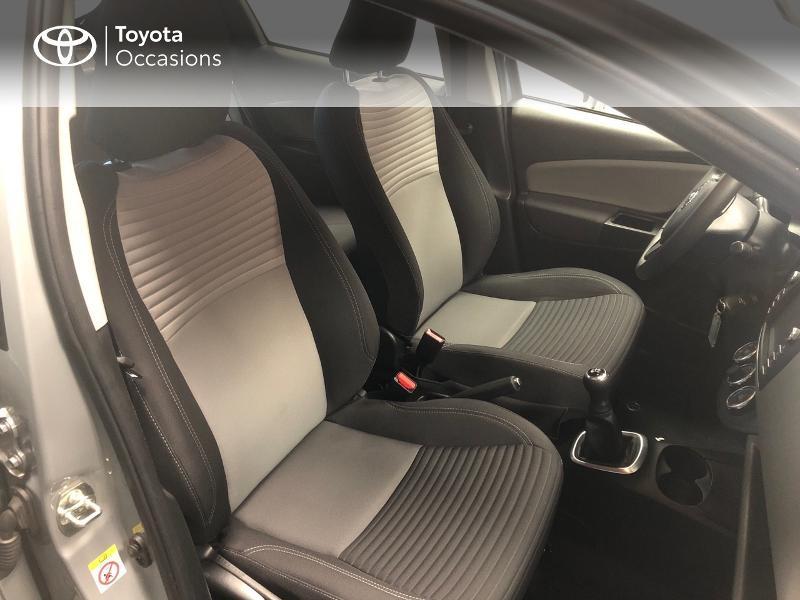 Photo 6 de l'offre de TOYOTA Yaris 70 VVT-i France 5p MY19 à 11490€ chez Altis - Toyota Lorient