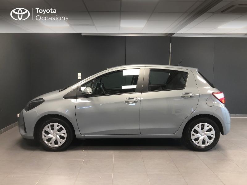 Photo 3 de l'offre de TOYOTA Yaris 70 VVT-i France 5p MY19 à 11490€ chez Altis - Toyota Lorient