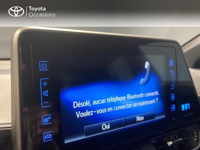 Photo 18 de l'offre de TOYOTA C-HR 122h Graphic 2WD E-CVT RC18 à 22990€ chez Altis - Toyota Lorient