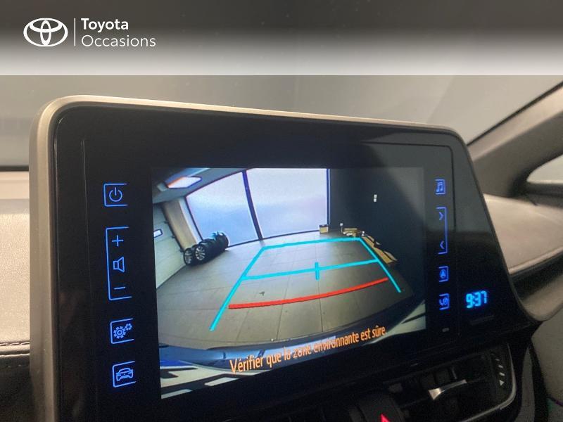 Photo 17 de l'offre de TOYOTA C-HR 122h Graphic 2WD E-CVT RC18 à 22990€ chez Altis - Toyota Lorient