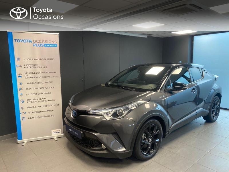 Photo 1 de l'offre de TOYOTA C-HR 122h Graphic 2WD E-CVT RC18 à 22990€ chez Altis - Toyota Lorient
