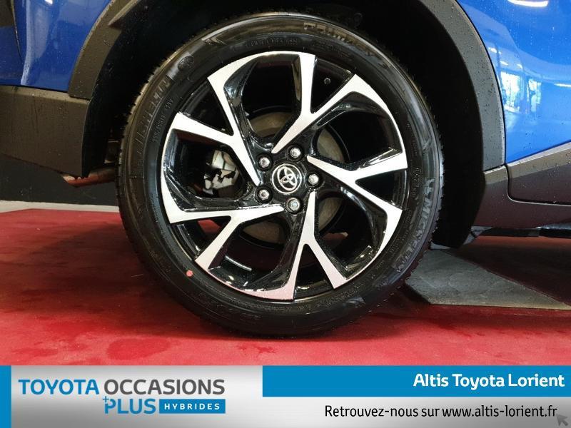 Photo 4 de l'offre de TOYOTA C-HR 184h Edition 2WD E-CVT MY20 à 29300€ chez Altis - Toyota Lorient