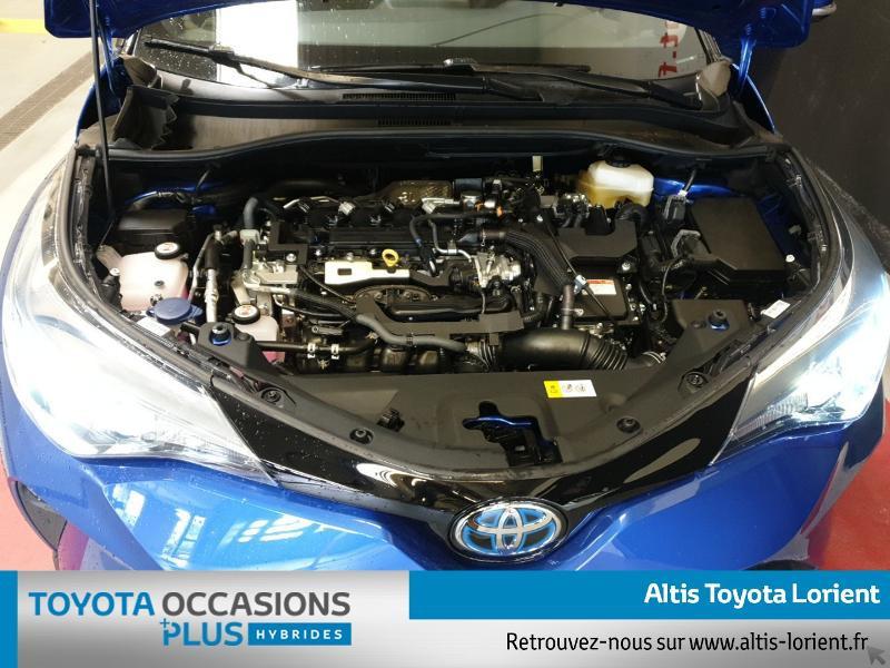 Photo 12 de l'offre de TOYOTA C-HR 184h Edition 2WD E-CVT MY20 à 29300€ chez Altis - Toyota Lorient