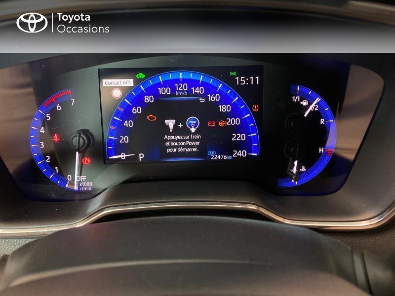 Photo 12 de l'offre de TOYOTA Corolla 122h Dynamic à 20980€ chez Altis - Toyota Lorient