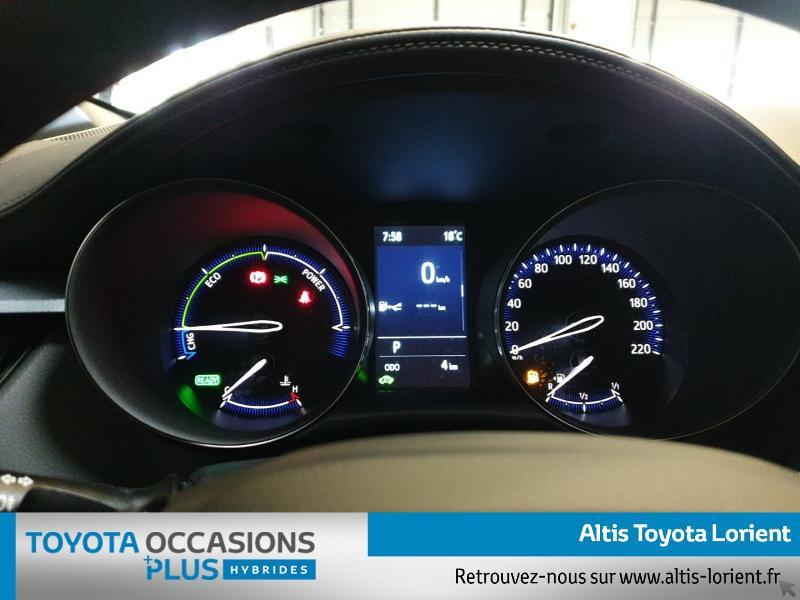 Photo 6 de l'offre de TOYOTA C-HR 184h Edition 2WD E-CVT MY20 à 29300€ chez Altis - Toyota Lorient