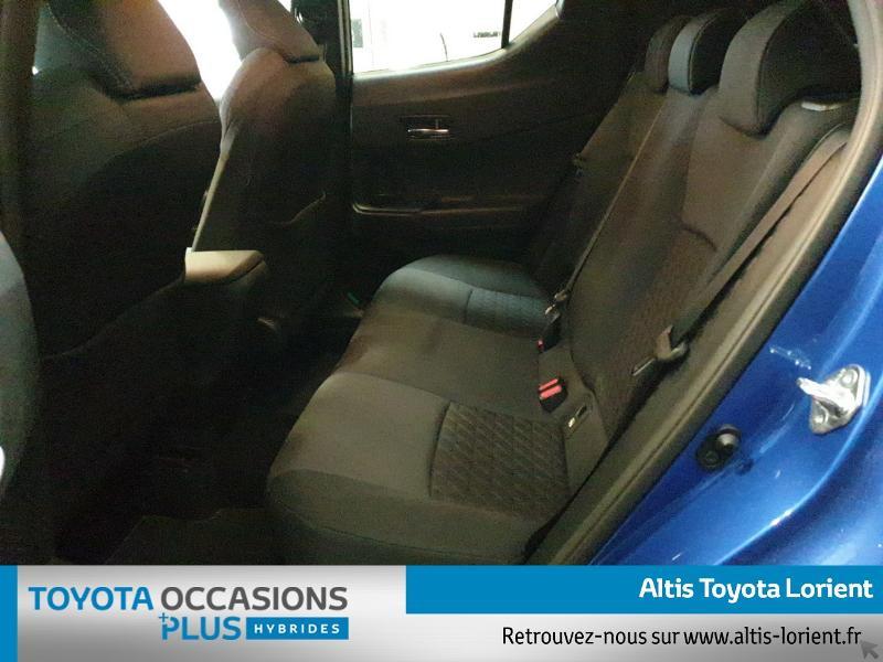 Photo 14 de l'offre de TOYOTA C-HR 184h Edition 2WD E-CVT MY20 à 29300€ chez Altis - Toyota Lorient
