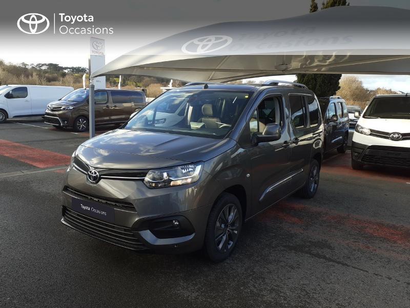 Toyota PROACE CITY Verso Medium 1.5 100 D-4D Design RC21 Diesel gris Occasion à vendre