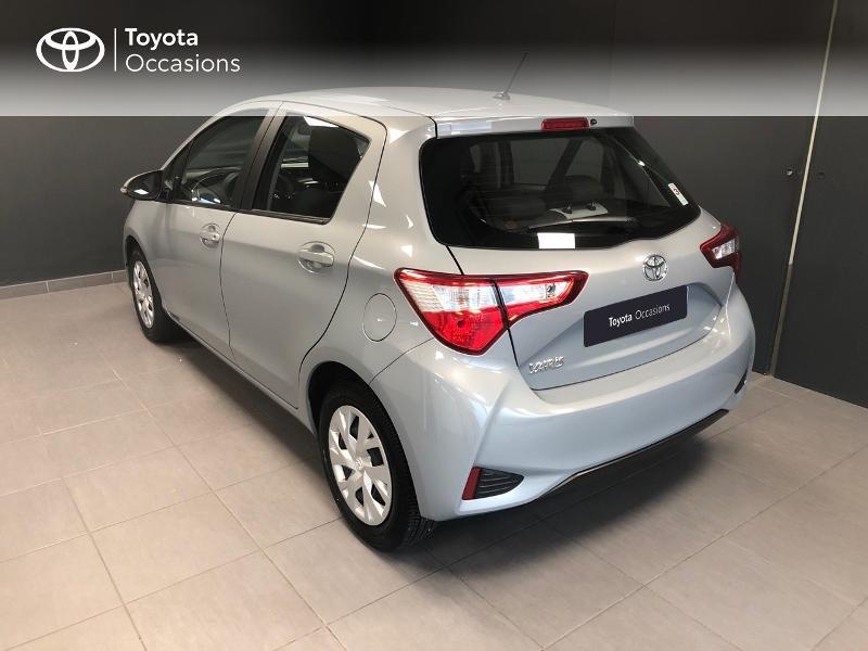 Photo 2 de l'offre de TOYOTA Yaris 70 VVT-i France 5p MY19 à 11490€ chez Altis - Toyota Lorient