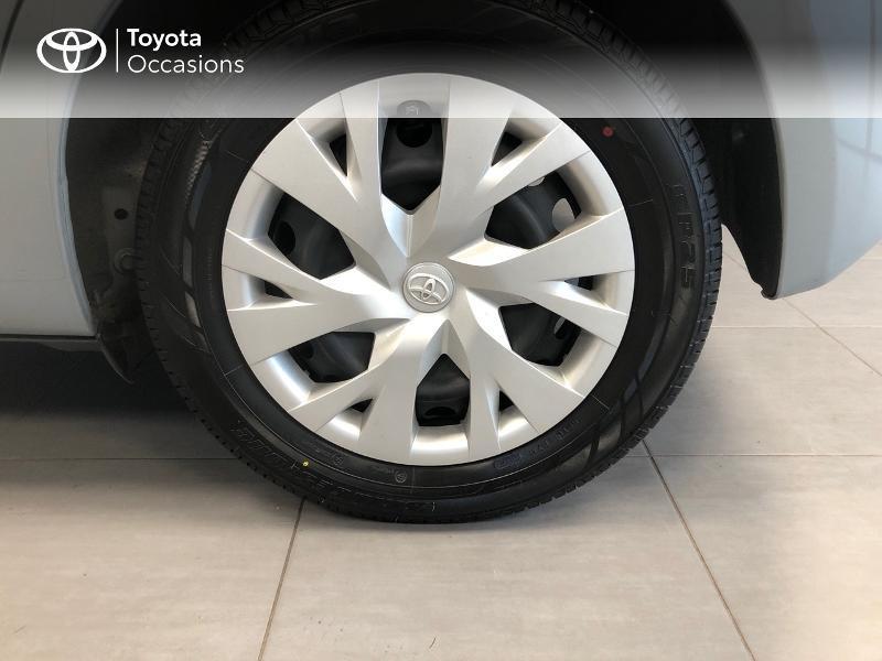 Photo 16 de l'offre de TOYOTA Yaris 70 VVT-i France 5p MY19 à 11490€ chez Altis - Toyota Lorient