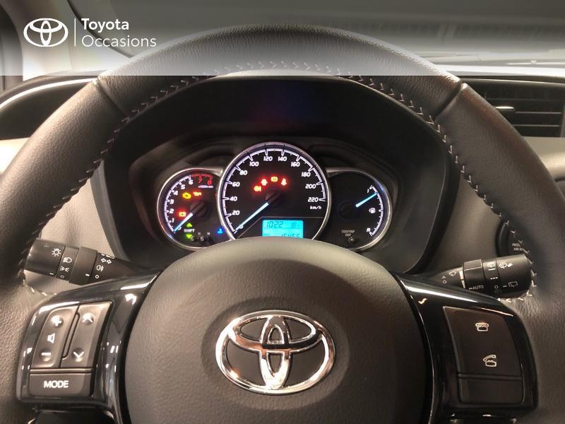 Photo 13 de l'offre de TOYOTA Yaris 70 VVT-i France 5p MY19 à 11490€ chez Altis - Toyota Lorient