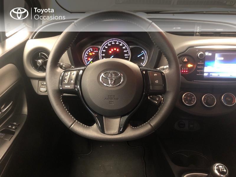 Photo 9 de l'offre de TOYOTA Yaris 70 VVT-i France 5p MY19 à 11490€ chez Altis - Toyota Lorient