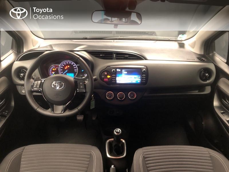 Photo 11 de l'offre de TOYOTA Yaris 70 VVT-i France 5p MY19 à 11490€ chez Altis - Toyota Lorient
