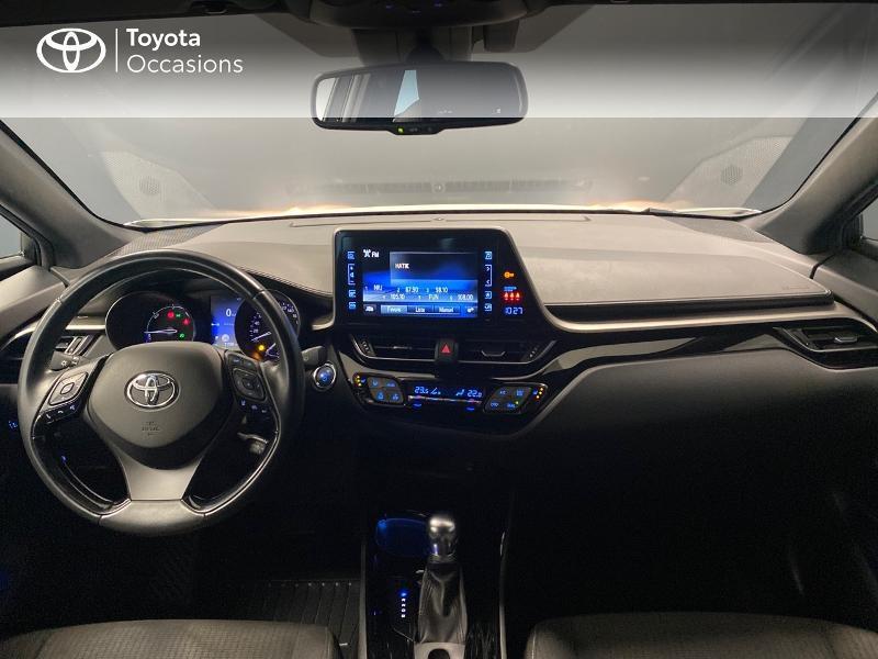 Photo 12 de l'offre de TOYOTA C-HR 122h Edition 2WD E-CVT RC18 à 20990€ chez Altis - Toyota Lorient