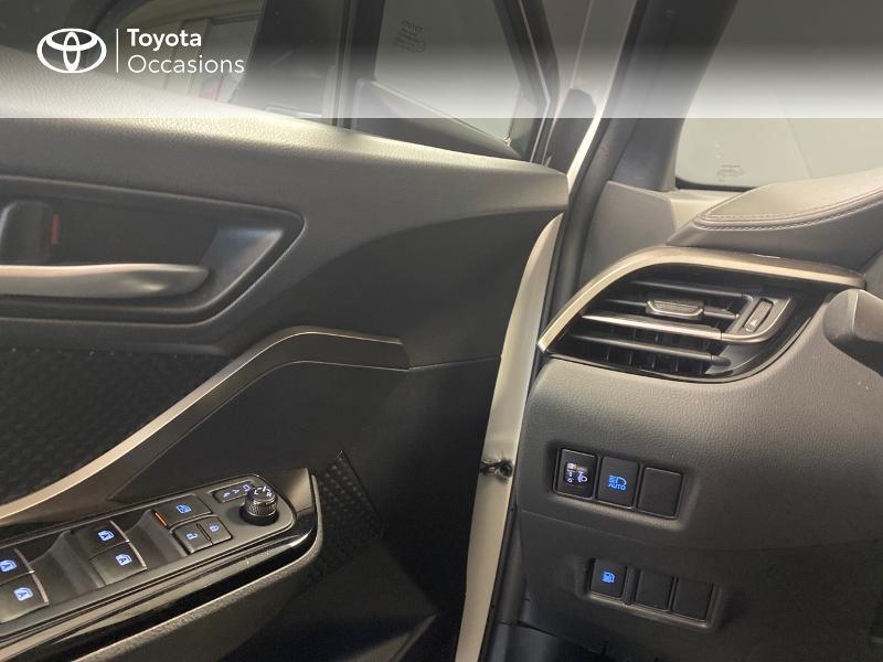 Photo 15 de l'offre de TOYOTA C-HR 122h Edition 2WD E-CVT RC18 à 20990€ chez Altis - Toyota Lorient