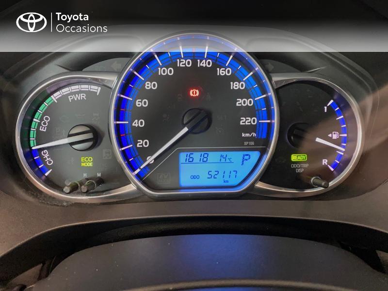 Photo 9 de l'offre de TOYOTA Yaris HSD 100h Dynamic 5p à 12970€ chez Altis - Toyota Lorient