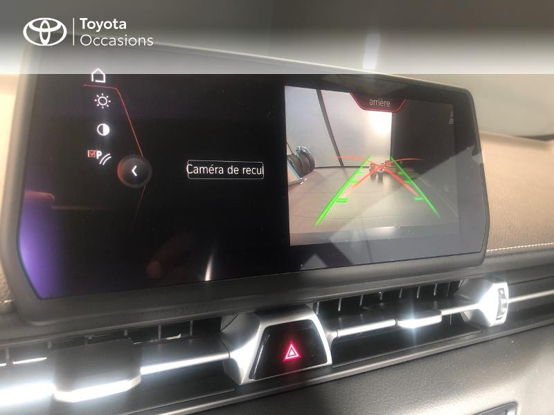 Photo 18 de l'offre de TOYOTA Toyota Supra Toyota GR Supra 258ch GR Supra PkPrem Showroom à 56990€ chez Altis - Toyota Lorient