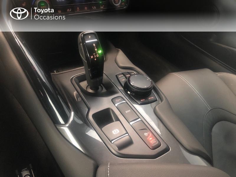 Photo 21 de l'offre de TOYOTA Toyota Supra Toyota GR Supra 258ch GR Supra PkPrem Showroom à 56990€ chez Altis - Toyota Lorient