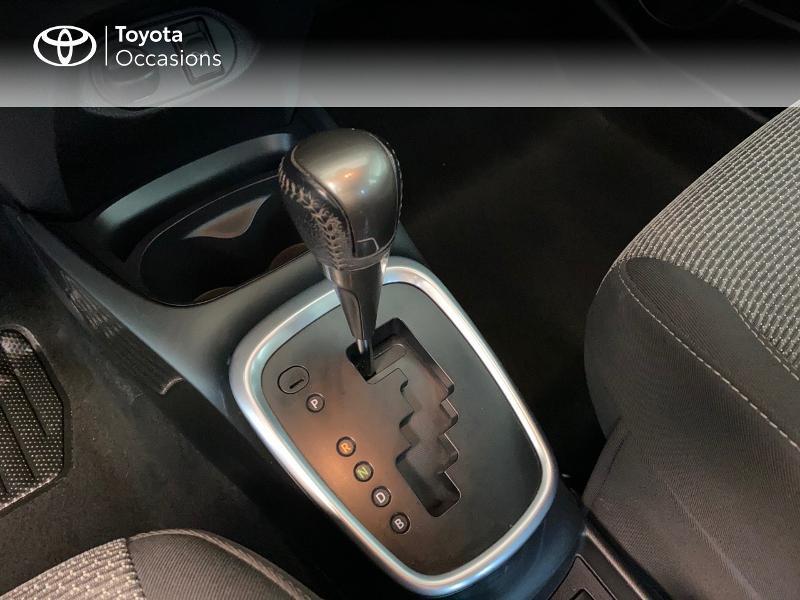 Photo 14 de l'offre de TOYOTA Yaris HSD 100h Dynamic 5p à 12970€ chez Altis - Toyota Lorient