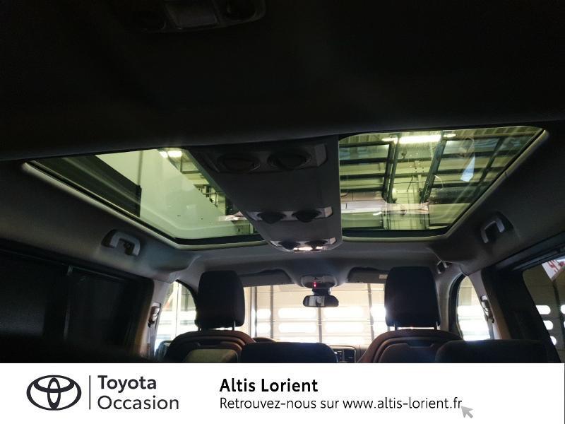 Photo 13 de l'offre de TOYOTA ProAce Verso Medium 2.0 120 D-4D Executive BVA MY20 à 41990€ chez Altis - Toyota Lorient