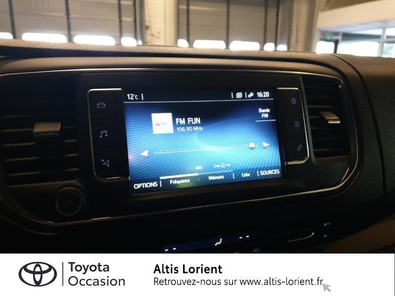 Photo 10 de l'offre de TOYOTA ProAce Verso Medium 2.0 120 D-4D Executive BVA MY20 à 41990€ chez Altis - Toyota Lorient