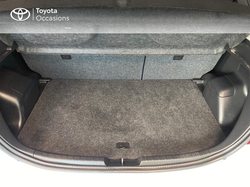 Photo 10 de l'offre de TOYOTA Yaris HSD 100h Dynamic 5p à 12970€ chez Altis - Toyota Lorient