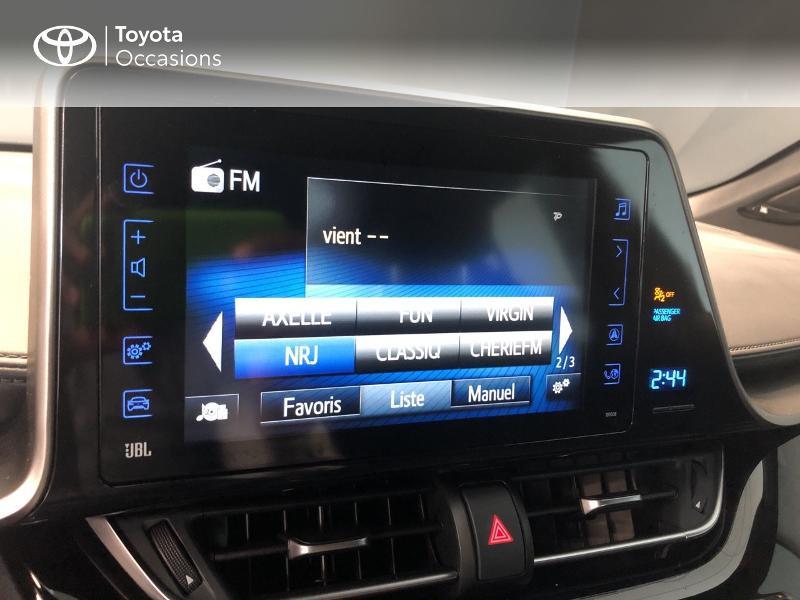 Photo 8 de l'offre de TOYOTA C-HR 122h Graphic 2WD E-CVT RC18 à 22990€ chez Altis - Toyota Lorient