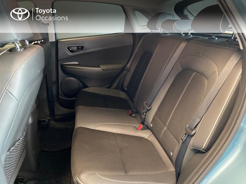 Photo 7 de l'offre de HYUNDAI Kona 1.6 GDi hybrid 141ch Edition 1 DCT-6 Euro6d-T EVAP à 21990€ chez Altis - Toyota Lorient