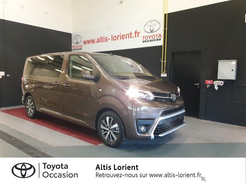 Photo 1 de l'offre de TOYOTA ProAce Verso Medium 2.0 120 D-4D Executive BVA MY20 à 41990€ chez Altis - Toyota Lorient